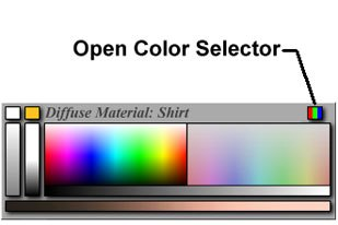 [Figure 5] Pop-up color palette.