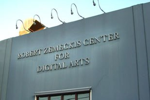 The 15-week course originated when Zemeckis approached USC with the idea to expose students to performance capture as a filmmaking technique. © 2007 Kevin G. Clark for Softimage, Co.