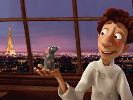 Ratatouille director Brad Bird is confident that Pixars first all-out physical comedy is distinctive enough to flourish in a crowded summer season full of highly anticipated sequels. All images © Disney/Pixar. All rights reserved.