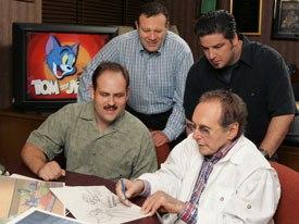 Image courtesy of Warner Bros. Animation.