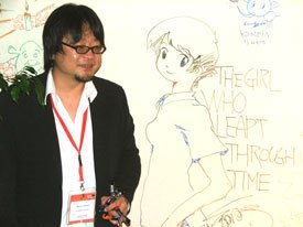 Another film that took many by surprise and won the Special Distinction award is The Girl Who Leapt Through Time by Mamoru Hosoda.