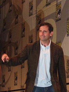 Comic-Con draws big stars like Get Smart's Steve Carell to preview their films for fans.