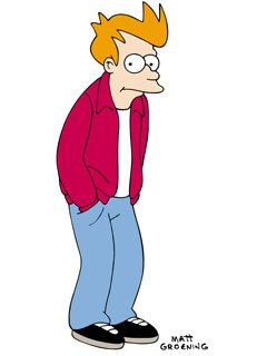Billy West, Futurama's Fry, has doubts about Olympian actors.