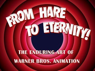 Catch some culture on the fly at the San Francisco International Airport Museum at its new exhibit From Hare to Eternity! The Enduring Art of Warner Bros. Animation, featuring vintage production art. Courtesy of San Francisco Airport Museum.