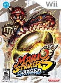 Mario Strikers Charged for the Nintendo Wii features all the gameplay elements from the Gamecube version, with updated graphics and a few extra little goodies.