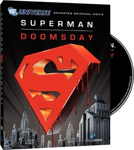 Superman Doomsday is based on the best-selling 1993 story arc and graphic novel The Death of Superman. Care was taken to be true to the original material in this adaptation.