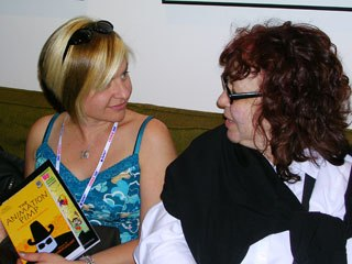 Ubiquitous Cartoon Network executive (and former AWN editor) Heather Kenyon catches up with composer Judith Gruber-Stitzer.