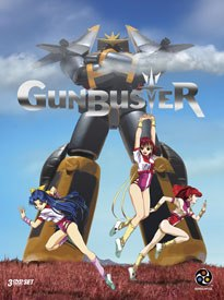 Gunbuster, the groundbreaking OAV series, is being released in the United States on DVD for the first time with re-mastered video and sound.