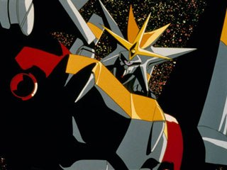 The writing in Gunbuster has held up well over time, even though it is almost 20 years old. The pacing of the series, however, is slightly dated.
