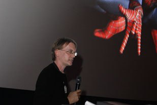 Sony Pictures Imageworks' Spencer Cook offered a detailed glimpse into Spider-Man 3.