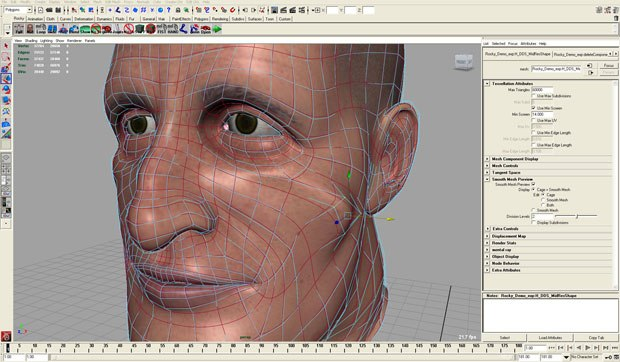 Smoothed meshes can now be previewed along with the mesh cage, which remains editable while viewing the smoothed mesh underneath. This feature alone is likely to be one of the most popular amongst modelers.