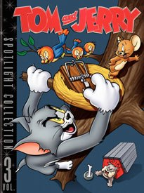 The final volume of The Tom and Jerry Spotlight Collection, released earlier this month, omits several questionable cartoons.