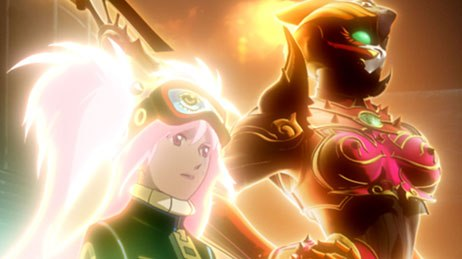 The animation in Karas: The Revelation is some of the very best, with an awesome combination of 2D and 3D elements.