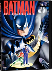 Batman: The Animated Series was a landmark title that offered mature content and sharp insight into characters' motivations. © 2004 Warner Home Video Inc.