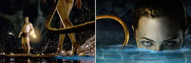 Beowulf boasts the largest vfx crew assembled at Imageworks, with a team of 450. The film even exceeds the Spider-Man franchise in terms of the wide range of effects.