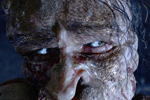 The eyes, of course, were most crucial. Imageworks was able to better navigate through The Uncanny Valley with improved EOG, shading and CGI.