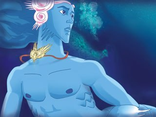 Animation Dimensions' business model includes both animated features and animated TV shows. Above is The Sea Prince, an upcoming feature. © Animation Dimensions.