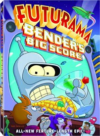 Futurama returns to life four years after the deep freeze of network cancellation as the DTV feature Futurama: Bender's Big Score. Futurama  &© 2007 Twentieth Century Fox Film Corporation. All Rights Reserved.