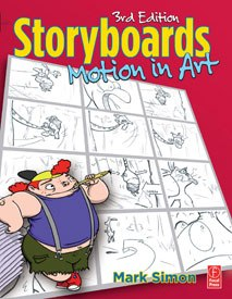 Mark Simon's book (with no help from Socrates), Storyboards: Motion In Art.