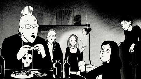 Persepolis In Motion Animation World Network