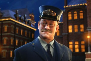 The point where Chen's function as vfx supervisor expanded was on Polar Express. ©2004 Warner Bros. Ent.
