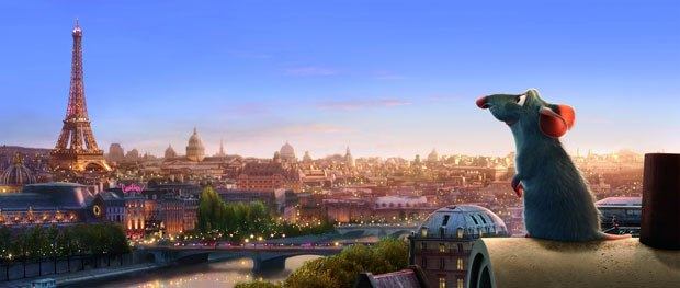 No doubt that Ratatouille will receive a VES nomination. It is one of the most innovative animated features this year. All Rataouille images ©Disney Enterprises Inc. and Pixar Animation Studios.