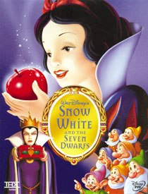 It all started with Snow White and her seven doting admirers.