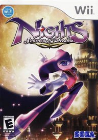 People loved the first NiGHTS game so much that SEGA has brought a new iteration of the series to the Nintendo Wii in the form of NiGHTS Journey of Dreams.