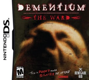 If you think a DS game can't be really scary, think again. Dementium: The Ward is the newest addition to the horror-game genre.