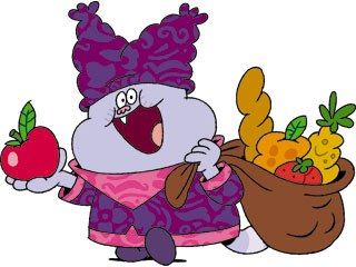 Cartoon Network had been looking for a show to appeal to young foodies, and Chowder fit the bill in a silly, fantastical, cartoony way.