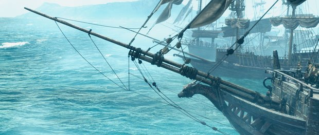 Hermans expertise in creating crowd effects with Massive and in building organizational pipelines came in handy on Pirates 3. © Disney Enterprises Inc. All rights reserved.