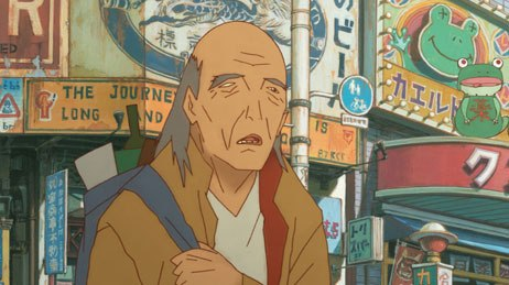 The winner of the Special Mention, Tekkonkinkreet, is an anomalous piece whose every frame is a study in contrasts.