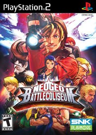 NeoGeo Battle Coliseum features characters from many past SNK games, such as Fatal Fury, Art of Fighting, World Heroes and even Metal Slug.