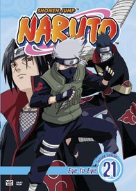 Naruto Vol. 21 is essentially a visual feast of ninja battles that display specific techniques with impeccable animation and voice dubbing.