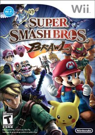 Super Smash Bros. Brawl is the real reason to own a Wii.