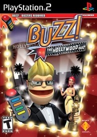For the casual game player who's also a movie buff, Buzz! The Hollywood Quiz offers sophisticated questions for the most hardcore cineaste.