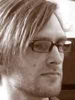 Einar Turkowski drums up some sturm und drang in black and white.