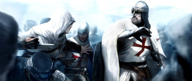 HumanIK can be seen in the digital characters in Assassin's Creed. © 2007 Ubisoft Ent.