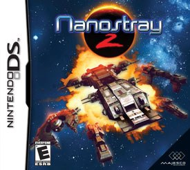 Nanostray 2 brings much more to the table than its predecessor, especially in the area of graphics.