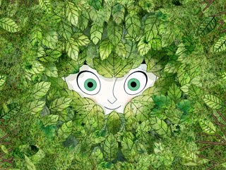 Cartoon Saloon's next project, Brendan and the Secret of Kells, is pure 2D and headed for the big screen. © Cartoon Saloon, Les Armateurs and Vivi Film.