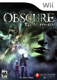 The Wii version of Obscure: The Aftermath adds insult to injury as the worst iteration of a terrible game.