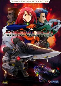 Robotech: The Shadow Chronicles taps into what made the original series so popular: the lead characters and their families. © Funimation.
