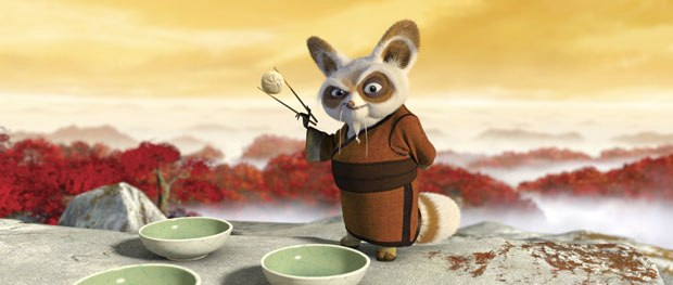 HP technology was the workhorse for creating the summer hit Kung Fu Panda. © DreamWorks Animation LLC.