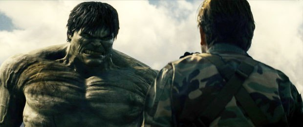 The director wanted the Hulk to be much tougher looking, much more of a street brawling Hulk than in previous incarnations. Experiments with motion capture were done.