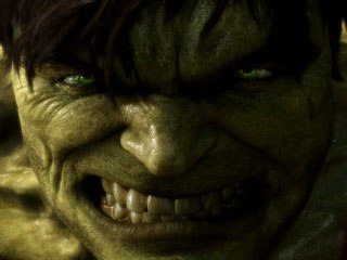The color of this Hulk was based on a different green paint chip than in previous incarnations. Instead of the neon green from the last film, a darker shade of green was chosen.