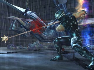 The story in Ninja Gaiden II could use some work, but you really won't care. This is an action game… period.