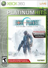 Lost Planet: Colonies Edition is the