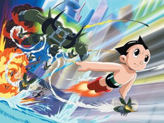 Director David Bowers talked about his upcoming feature Astro Boy and predicted that the new rendition would attract audiences of all ages. Photo courtesy of Warner Bros. Television. © Sony Pictures Television.