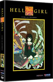 Tapping into the Japanese tradition of supernatural horror, Hell Girl tries to produce vignettes that are both compelling and scary and for the most part, the stories are complex and the victims, believable.