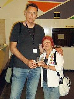 Dennis Tupicoff and Nancy Denny-Phelps.